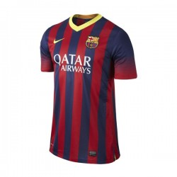 CAMISETA FC BARCELONA MATCH AUTHENTIC SR 1a EQUIPACION 13/14