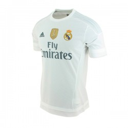 CAMISETA REAL MADRID OFICIAL SENIOR 1a EQ.15/16