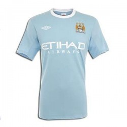 CAMISETA MANCHESTER CITY OFICIAL SENIOR 1a EQ.09/10
