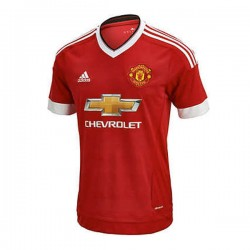 CAMISETA MANCHESTER UNITED OFICIAL SENIOR 1a EQ.15/16