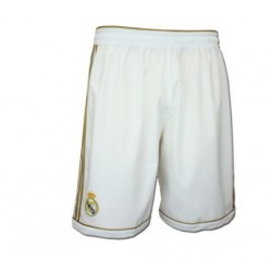 SHORT REAL MADRID SENIOR 1a EQUIPACION 11/12