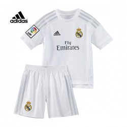 MINI KID REAL MADRID OFICIAL NIÑO 1a EQ.15/16