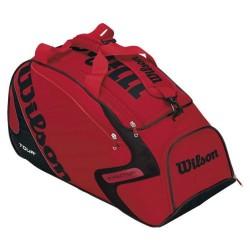 Wilson Tour Torneo Bolso Rojo / Negro