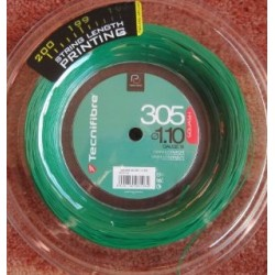 Cordaje squash 305 (bobina, 200 m) 1,10 mm) Verde