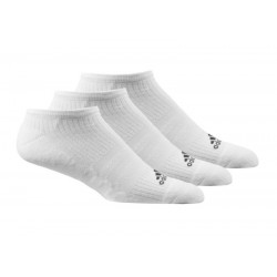 PACK 3 CALCETINES INVISIBLES BLANCOS