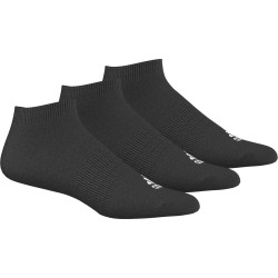 PACK 3 CALCETINES INVISIBLES NEGROS