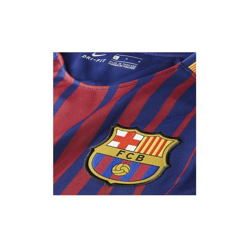 brand new 4adfe 72fb1 CAMISETA FC BARCELONA VAPOR MATCH 1a EQUIPACION 17/18 de la marca NIKE