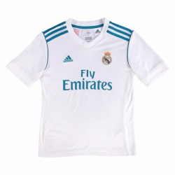 CAMISETA REAL MADRID JUNIOR 1a EQUIPACION 17/18