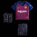 CONJUNTO BEBÉ FC BARCELONA 1a EQUIPACION 18/19