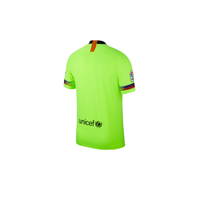 CAMISETA FC BARCELONA SENIOR 2a EQUIPACION 18 19 de la marca NIKE d7dcb72529c7f