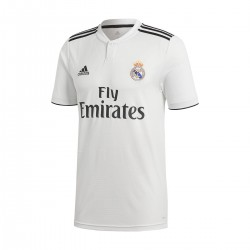 CAMISETA REAL MADRID OFICIAL SENIOR 1a EQ.18/19