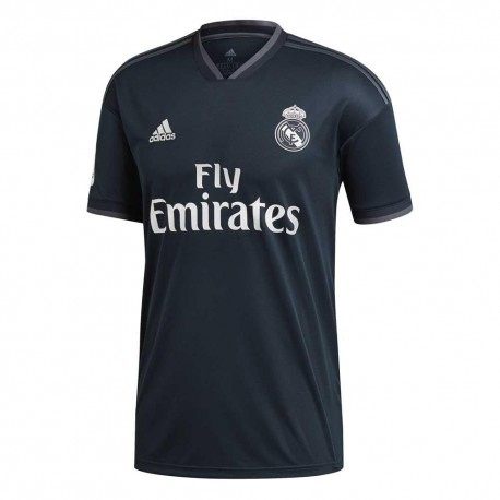 CAMISETA REAL MADRID OFICIAL 2º SENIOR 1a EQ.18/19