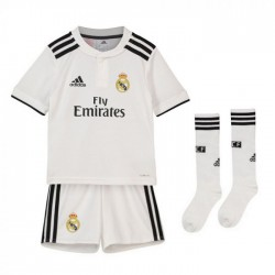 MINI KID REAL MADRID OFICIAL NIÑO 1a EQ.18/19