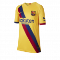 CAMISETA FC BARCELONA JUNIOR 2a EQUIPACION 19/20