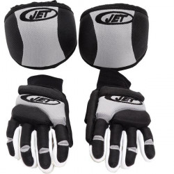 JET PACK GUANTES Y RODILLERAS