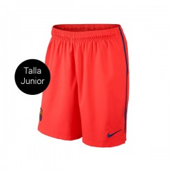 SHORT FC BARCELONA JUNIOR 2a EQUIPACION 14/15