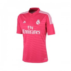 CAMISETA REAL MADRID SENIOR 2a EQUIPACION 14/15