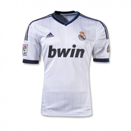 CAMISETA REAL MADRID SENIOR 1a EQUIPACION 12/13