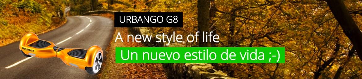 UrbanGo G8