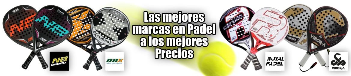 Marcas Top Padel
